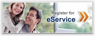 Register for an eService online account